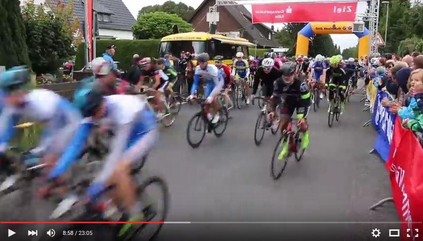 Jörg Haberich auf Youtube - Wappen von Pulheim mit haberich cycling crew