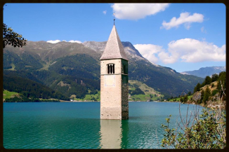 Der wunderschöne Vinschgau, Südtirol